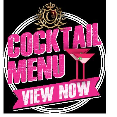 Commercial Cocktail Menu